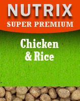 Super Premium - Chicken and Rice Hypoallergenic Cat Food With Natural Hairball Control
